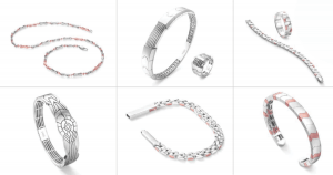 Platinum Jewelry Trends in the World